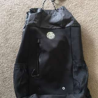 Brand New Ripcurl Backpack - Neoprene