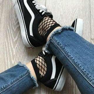 Fishnet Socks READYSTOCK