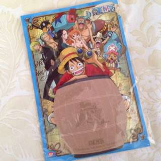 One Piece Sticky Notes And Stickers