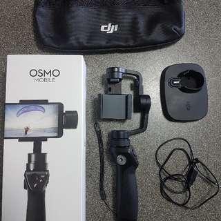 DJI Osmo Mobile + Base (Black)