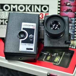 Lomokino Super 35 Movie Maker Film Camera