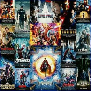 Marvel Universe Cinematic Collection