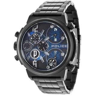 Police Python Watch
