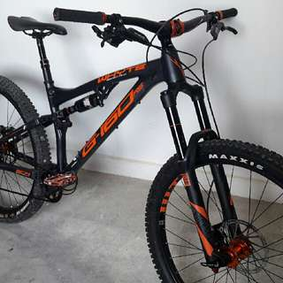 Whyte G160rs