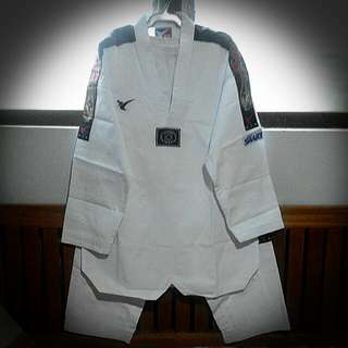 Original KIX (TAEKWONDO uniform)
