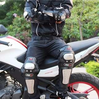 Pro-Biker Elbow pad knee pad set