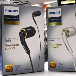 日本限定 Philips SHE9730 Hi-res耳機
