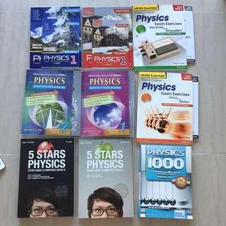 Physics  物理 HKDSE 大量全新