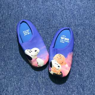 Snoopy Slippers  史努比拖鞋
