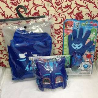 Pj Mask Costume Overall With Mask
