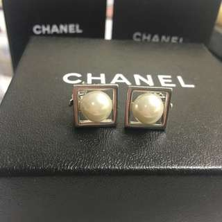 Chanel 耳環 夾式
