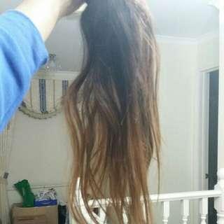 Zala Hair Extensions OMBRÉ