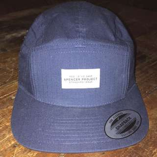 Spencer Project Cap