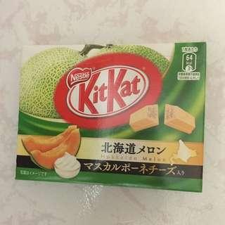 日本北海道蜜瓜味Kitkat