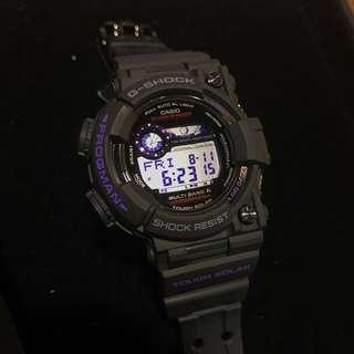 casio 卡西歐 G-Shock Frogman 蛙人 Diver's 200M GWF-1000BP-1JF 紫蛙 五代 GWF1000 GWF1000BP