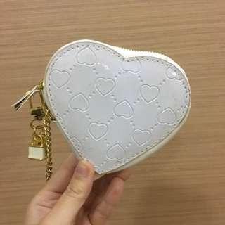 Love Shaped Coin Purse