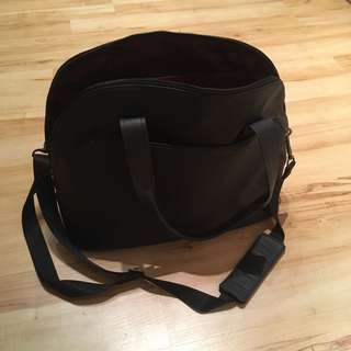 Lululemon Yin Time Bag Black Laptop Gym