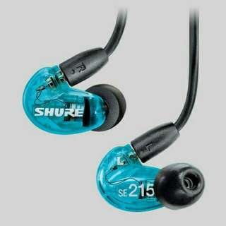 Shure SE215 Limited Edition