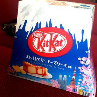 KitKat/KitKat JAPAN/Authentic IMPORTED kitkat