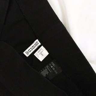 HnM Black Flare Skirt