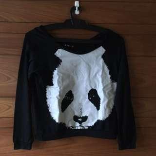 Panda Pullover / Sweater