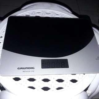 Grundig Weighing SCALE