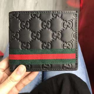 Gucci Wallet REAL LEATHER