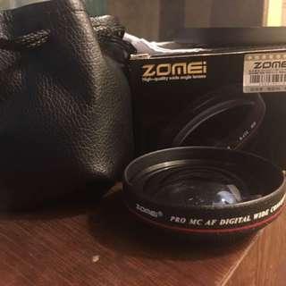 Wide Angle Lense Zomei