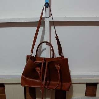 Leather Bag Accessorize