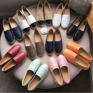 new style 72958 a887c chanel espadrille | Online Shop & Preorder | Carousell ...