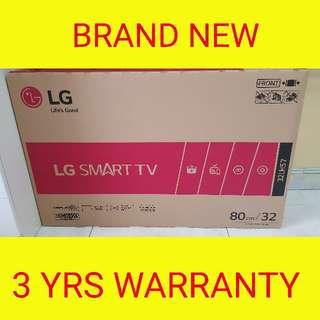 "Brand New 32"" LG Smart TV 32LH57 - Repost 1"