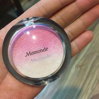 Mamonde 漸層打亮