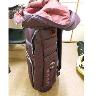 On Off, famous Japan brand Caddy golf bag , 100% authentic, 80% new Best Price