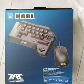Hori Tac4 For Ps4