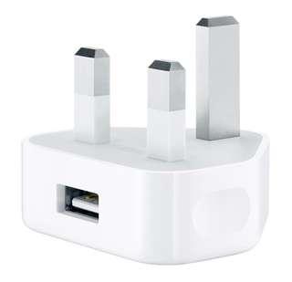 BNIB: Apple 5W power adapter (Original)