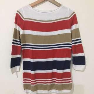 Zara Knit Stripe