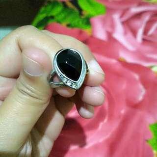 cincin titanium asli ternate