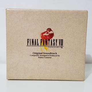 Final Fantasy VIII - OST
