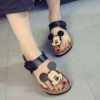 Mickey/ Minnie sandals