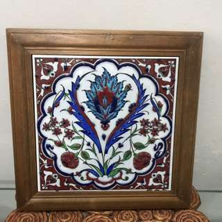 Frame from Turkey