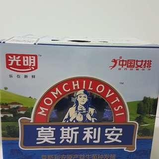 Original Yoghurt 光明酸奶
