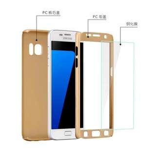 Samsung S7 Edge 360° Protection!!!