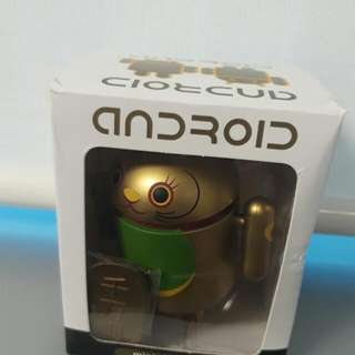 Collectible Android Figure