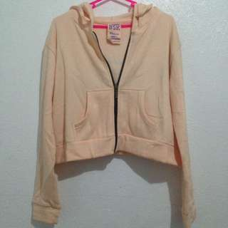 Bershka Cropped Jacket