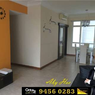 *Condo for RENT* 2 bedded @ Casablanca (Rosewood Drive, Woodlands)
