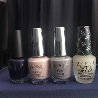 OPI Colours
