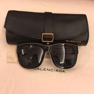 專櫃正品 近全新 Balenciaga 巴黎世家 太陽眼鏡 新款