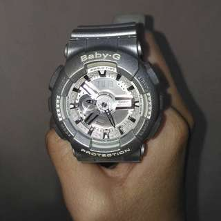 Baby G Casio Watch (Pre-loved) with Free Shipping Within MM