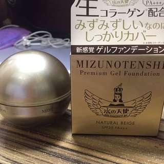 水之天使 Mizunotenshi Premium Gel Foundation SPF35 PA+++