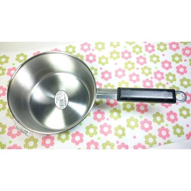 430 不鏽鋼 18cm 單柄 湯鍋